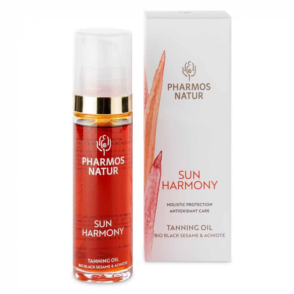 SUN HARMONY Tanning Oil 60ml